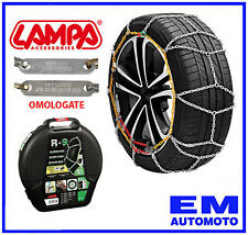 CATENE DA NEVE SNOW CHAINS LAMPA 205/80-14 205-14 215/70-14 215-14 195/80-15 G10