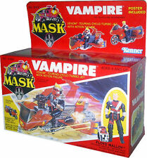 M.A.S.K. MASK Kenner - Vampire Vintage 1986 - Collectible MISB New!! AFA IT!