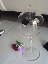 Crookes Radiometer Glass Light Mill Solar Power Nice Home Office Decoration