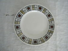 C4 Pottery Ironstone Broadhurst RETRO Kathie Winkle Side Plate 17cm 1D3A