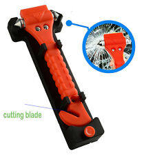 Car Auto Emergency Safety Hammer Belt Window Breaker Cutter Bus Escape Tool Kit