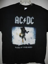 NEW - AC / DC BAND / CONCERT / MUSIC T-SHIRT 2XL / X X LARGE