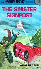 THE HARDY BOYS~THE SINISTER SIGNPOST~BOOK 15~HARDCOVER~BRAND NEW~