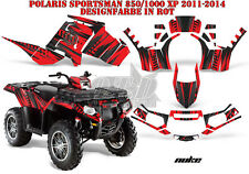 AMR Racing DECORO GRAPHIC KIT ATV POLARIS SPORTSMAN modelli Nuke B