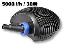 SunSun 5000l/h 30W SuperECO Teichpumpe Bachlaufpumpe Filterpumpe Teich CTF5000