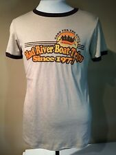 MAD RIVER BOAT TRIPS Mens MD Medium Shirt tshirt tee t t-shirt whitewater raft