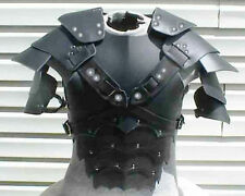 Leather Gladiator medieval Armour LARP SCA viking armour Comic Con costume gift