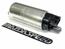 GENUINE WALBRO 255LPH RACING FUEL PUMP FOR MAZDA + FREE EMBLEM