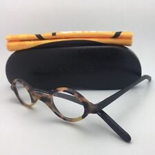 Readers EYE•BOBS Eyeglasses OLD MONEY 2105 19 +4.00 Matte Tortoise & Black Frame