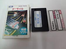 Turmoil MSX Japan
