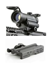 DI Optical Raven 1 RV1 with A.R.M.S #17 Mount Red Dot Sight KOREAN MILITARY