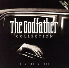 The Godfather Collection New CD