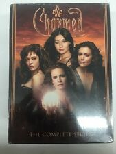 Charmed: The Complete TV Series Season 1 2 3 4 5 6 7 8 Boxed Set Collection NEW!
