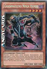 Granmaestro Ninja Hanzo ☻ Segreta ☻ CT09 IT003 ☻ YUGIOH ANDYCARDS