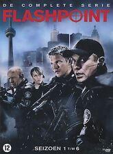 Flashpoint : Complete Serie - Season 1 - 6 (17 DVD)