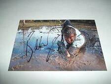 BEAR GRYLLS SIGNED 4X6 PHOTO MAN VS WILD   1F