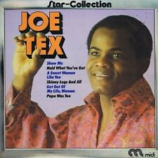 """12"""" Joe Tex Star-Collection (Show Me, Papa Was Too, You Better Get It) 70`s"""