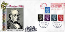 1990 Penny Black (Stamps) - Bradbury Official - Senders Name & Address Slogan