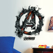 3D A The Avenger Captain America Wall sticker wall decals for Kids room decor