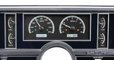 Dakota Digital 84-87 Buick Regal Grand National Analog Gauges VHX-84B-REG-K-W