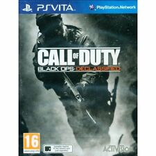 Call of Duty Black Ops Declassified PS Vita Game [Brand New Sealed]