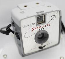 Rare - Mercury Satellite 127 Film Camera - Imperial Camera Corp. - Grey