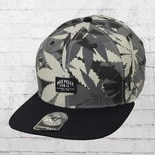 Pelle Pelle OG Kush Snapback Cap Kappe grau schwarz Mütze Haube Baseball Hat