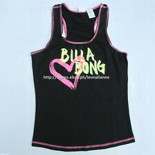75% OFF! AUTH BILLABONG WOMEN'S RASHGUARD MUSCLE TANK X-LARGE BNEW US$ 29+