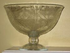 Southern Living At Home VICTORIA PRESSED GLASS SERVING BOWL #40590