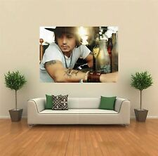 JOHNNY DEPP ACTOR NEW GIANT LARGE ART PRINT POSTER PICTURE WALL X1360