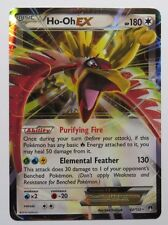 Ho-Oh EX - 92/122 XY BREAKPOINT - Ultra Rare Pokemon Card