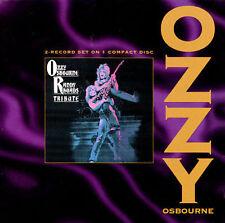 Tribute by Ozzy Osbourne CD (Aug-1995, Epic USA)
