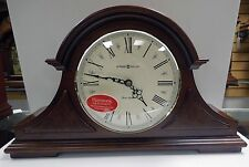 635-107  (635107)  HOWARD MILLER MANTEL CLOCK TRIPLE CHIME, FREE ENGRAVING
