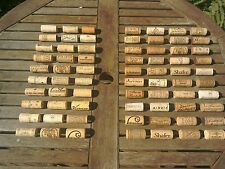 Wine corks x 70 all real cork
