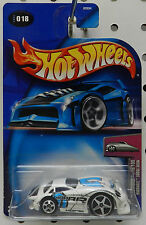 DRAG RACE NEON WHITE BARBWIRE HARDNOZE 2004 BOYS MOPAR DODGE HW HOT WHEELS