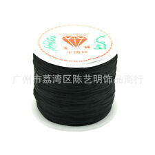 0.8mm Nylon Waxed Jewelry Cord Line wire for jade jadeite Bead Beads Necklace