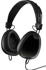SkullCandy Aviator RocNation Supreme Sound Headphones Mic3+ In-Line Remote Black