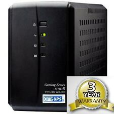 OPTI GS1100B 1100VA Uninterruptible Power Supply (UPS) 6-Outlet Battery Back Up