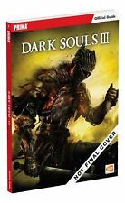 Dark Souls III: Prima Official Game Guide by Prima Games (2016, Paperback)