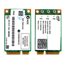 2.4Ghz 5Ghz 300M/450M Intel Wifi 5300 533AN_MMW Wireless Mini PCI-E Network Card