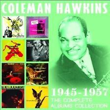 Complete Albums Collection: 1945-1957 - Coleman Hawkins (2016, CD NEU)