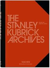 NEW, 2DAY SHIP, The Stanley Kubrick Archives HARDCOVER