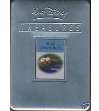 DISNEY TREASURES - Silly Symphonies - in metallo 2 DVD