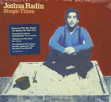 CD-Joshua Radin-Simple Times - #a2858