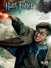 Harry Potter: Sheet Music from the Complete Film Series (Five Finger) Piano