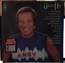 Andy Williams Greatest Hits Vol 12 Lp Vinyl Album