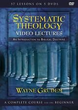 Systematic Theology Video Lectures : An Introduction to Biblical Doctrine by...