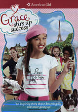 American Girl: Grace Stirs Up Success DVD Blu-Ray BRAND NEW