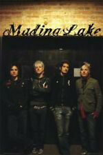 MADINA LAKE POSTER Band Photo NEW OFFICIAL MERCHANDISE