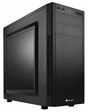 Corsair Carbide Series 100R Black Steel ATX Mid Tower Computer Case Cabinet